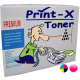 Print-X Toner Συμβατό με HP 128A (CE323A) MAGENTA 1.300 Σελίδες