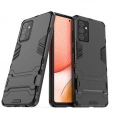 Θήκη Κινητού BBR Iron Αντικραδασμική ( Armor - Shockproof ) με ενσωματωμένη βάση στήριξης ( Kickstand ) για SAMSUNG Galaxy A52 5G BLACK