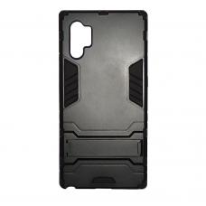 Θήκη Κινητού BBR Iron Αντικραδασμική ( Armor - Shockproof ) με ενσωματωμένη βάση στήριξης ( Kickstand ) για SAMSUNG Galaxy NOTE 10 PRO BLACK