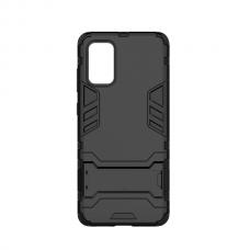Θήκη Κινητού BBR Iron Αντικραδασμική ( Armor - Shockproof ) με ενσωματωμένη βάση στήριξης ( Kickstand ) για XIAOMI MI 10 LITE BLACK