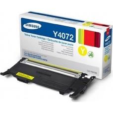 Toner (Γνήσιο) Samsung CLT-Y4072S Yellow 1.000 Σελίδες