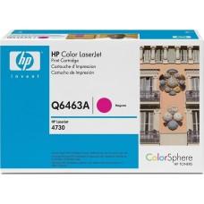 Toner (Γνήσιο) HP 644A Magenta Toner (Q6463A) 12.000 Σελίδες